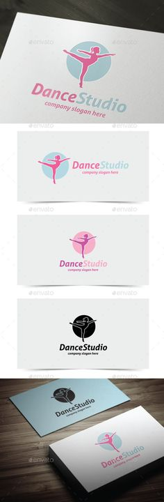 Dance Studio — Photoshop PSD #yoga studio #humans • Available here → https://graphicriver.net/item/dance-studio/11169872?ref=pxcr
