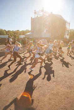 Ruisrock 2014 Photo by Joonas Vohlakari Festivals, Dolores Park, Events, Travel, Happenings, Viajes, Destinations, Traveling, Trips
