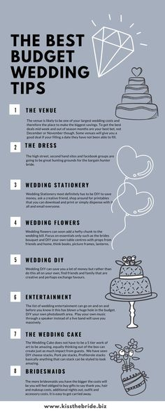 Get to grips with your wedding budget with the wedding budget checklist and tips provided. checklist cost Get to grips with your wedding budget with the wedding budget checklist and tips provided. Wedding Costs, Wedding Advice, Wedding Planning Tips, Free Wedding, Plan Your Wedding, Budget Wedding, Wedding Planner, Wedding Day, Wedding Checklists