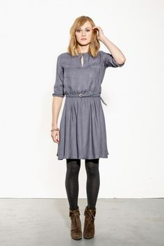 ANAMUDI - Kleid - lavender - Frauen - Fashion against Human Trafficking