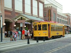Tampa Electric Company streetcar