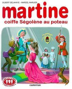 Martine-coiffe-segolene-au-poteau-PS-parodie-livre