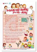 Výukové tabulky | datakabinet.cz Preschool Decor, My Children, Crafts For Kids, Classroom, Activities, Education, Hana, Petra, Crafts For Children
