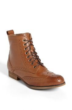 Love these boots. Leather upper. Rubber sole. Nice. Under $100.  BP. 'Dalten' Boot available at #Nordstrom