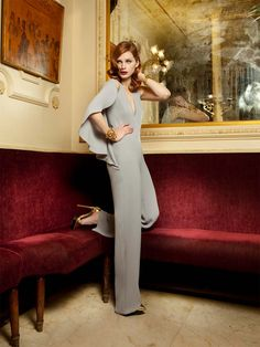 dolores promesas Jumpsuit Elegante, Dress Vestidos, Cool Style, My Style, Poses, Work Attire, Stylish Girl, Jumpsuits For Women, Beautiful Outfits