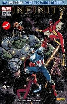 Infinity #1 (Issue)