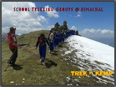 School Trekking Groups. Student Adventure & Educational Groups. Certified and professional trainers. Imported Adventure gears. Contact for Outdoor and In school setups  For #mindGames #TeamBuilding #adventureActivities #camping #trekking #groupBuilding etc, contact :               TREK n KEMP Best deals to Untouched Places !!   Follow us : - www.facebook.com/TREKnKEMP/ www.instagram.com/trek_n_kemp/ www.twitter.com/TREK_n_KEMP/  Contact: ☎/WhatsApp : 9958146389 Tel : 011 - 33060012 ✉…