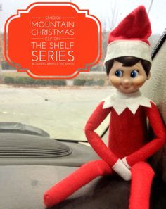 Smoky Mountain Elf on the Shelf Series