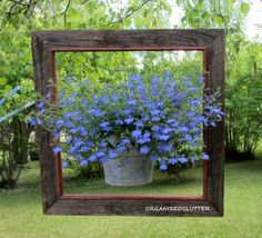 Use for old picture frames