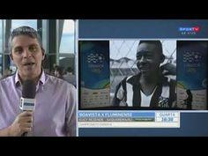 Campeonato Carioca e a coletiva de Pelé o rei do futebol é embaixador da...