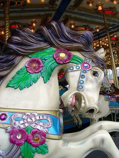 Carousel Horse | Flickr - Photo Sharing!