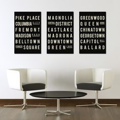 Seattle Collection Classic, $53, now featured on Fab.