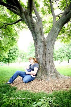 """Breastfeeding is Beautiful"" photo series"