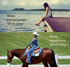 I sit on the latter ;)