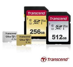 Transcend Releases High-speed SD and microSD Cards Sd Card, High Speed, News, Cards, Maps