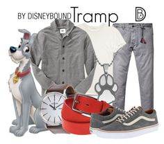 """""""Tramp"""" by leslieakay ❤ liked on Polyvore featuring Scotch & Soda, 21 Men, Old Navy, Nixon, CO, Vans, women's clothing, women, female and woman"""