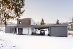 Moderne Huizen Door Sebastian Kolm Architekturfotografie
