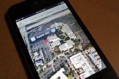 iOS 6.1 Maps