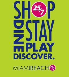 City of Miami Beach 25-7 Outreach for city of Miami Beach