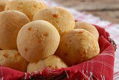 Pão de Queijo Mineiro - Queijo Minas Meia Cura Tirolez - Grupo Natural da Terra Hortifruti