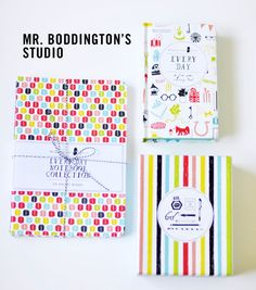 mr. boddington's stationery collection