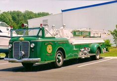 1941 American LaFrance MM Ladder....