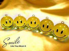 little yellow smiles