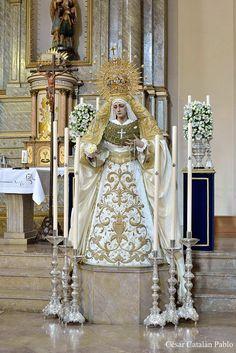 Semana Santa de Zaragoza . María Santísima del Dulce Nombre. Explore 18 de febrero de 2014