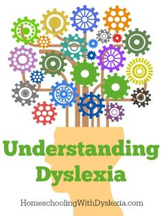 A collection of posts on what dyslexia is and isn't written by a homeschooling mom of 7 dyslexic kids. Excellent information!
