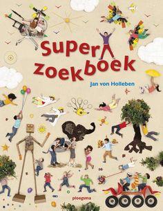 Het zoekboek van Koen   Jan von Holleben   ISBN: 9789021674438
