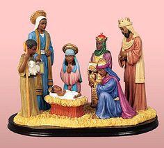 Black Nativity Scene I