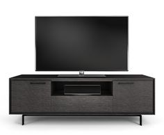 Signal Home Theater Cabinet with Doors and Shelving by BDI at Belfort Furniture Belfort Furniture, Media Furniture, Modern Furniture, Tv Cabinets With Doors, Media Cabinets, Base Cabinets, Tall Tv Stands, Home Theater Furniture, Flat Panel Tv