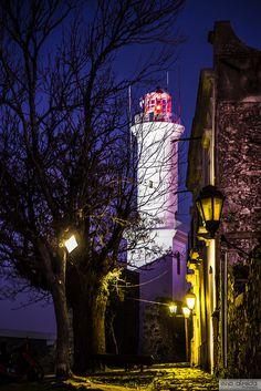 Lighthouse Colonia by Enzo Almeida