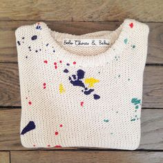 Sweater aquarela