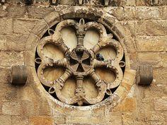 Zamora, San Juan de Puerta Nueva. Spain.