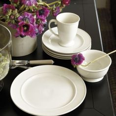 Cambria 16pc Dinnerware | Ballard Designs, get several sets for company coming times. It's time to #celebrateballard !
