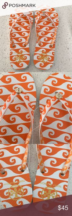 Tory Burch Flip flops New with tags Tory Burch Shoes Sandals