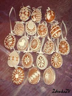 Vajíčka perníkové