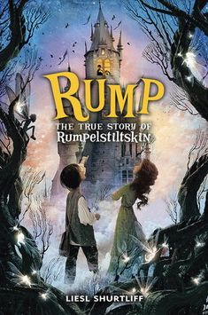 Rump is such a memorable character.  We laughed with him, got angry when at his foolish decisions, and cheered as he triumphed in the end.  Unlike the original tale, Rump (or Rumplestiltskin) is a true hero. The book trailer for Rump is hysterical – http://www.youtube.com/watch?v=mpqaOP3UdQ8