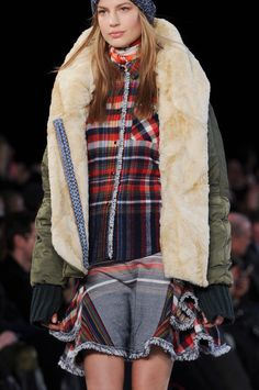 Tommy Hilfiger at New York Fall 2014 RTW.