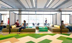 Cisco-Meraki Office Design by Studio O+A