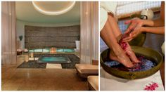 4 Standout Spas in Cancun - The spa at Le Blanc Spa Resort is a true sanctuary! You'll enjoy every minute. #spa #cancun
