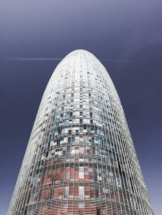 """Torres 01"" : Torre Agbar, Barcelona Spain 
