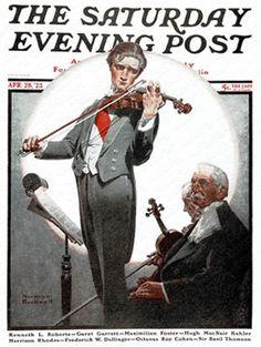 Violin Virtuoso  April 28, 1923