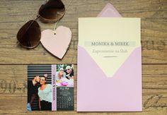A Monice i Mirkowi spodobał się szablon MZS067 i tak go sobie zmienili. Dzięki naszej aplikacji, Wasze zaproszenia są unikatowe i niepowtarzalne.