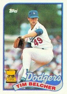 1989 Topps #456 Tim Belcher - Los Angeles Dodgers (Baseball Cards) by Topps. $0.88. 1989 Topps #456 Tim Belcher - Los Angeles Dodgers (Baseball Cards)