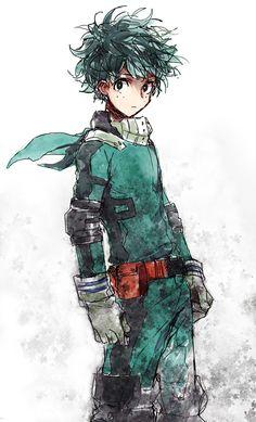 Boku no Hero Academia / My Hero Academia Midoriya Izuku