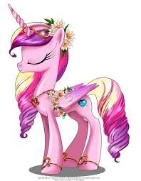 Image result for how does cadence get her fading color wings