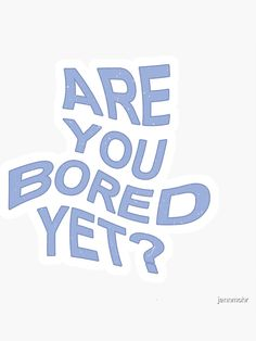 'Wallows - Are You Bored Yet?' Sticker by jennmohr Bedroom Wall Collage, Photo Wall Collage, Picture Wall, Aesthetic Stickers, Aesthetic Backgrounds, Aesthetic Wallpapers, Room Posters, Poster Wall, Poster Prints