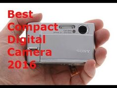 Best Compact Digital Camera 2016 - Reviews and Guide